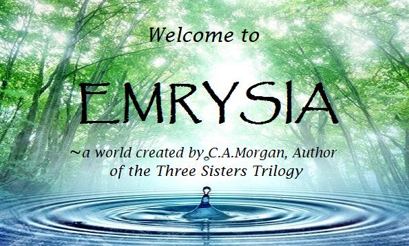 Author, Artist & Armchair Theorist - C A  Morgan Writes